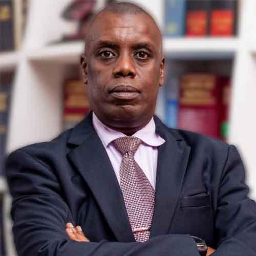 Advocate Gicharu Kimani